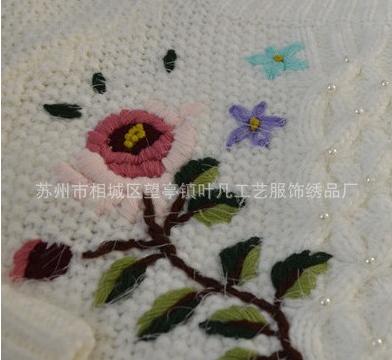 苏州手工绣花