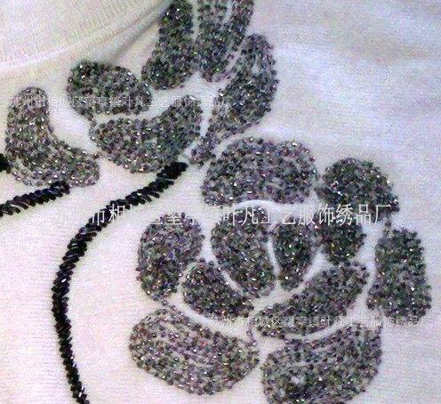 特种珠片绣