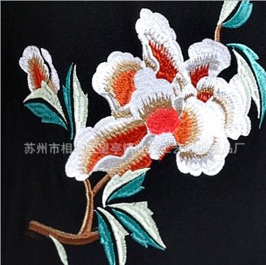 手工绣花针法的分类